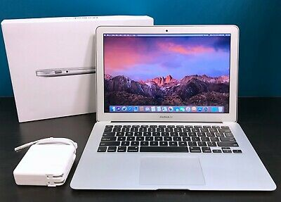 Apple MacBook Air 13 2017 Model / 1.8GHz Core i5  / 256GB SSD / 3 Year Warranty