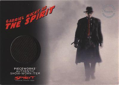 The Spirit Movie PW1 The Spirit Pieceworks Costume Card](The Spirit Costume)