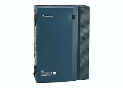 Panasonic KX-TDA15 Hybrid IP PBX Phone Telephone System CCU -