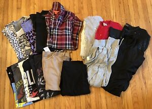 Lot of women's clothing - mostly size small