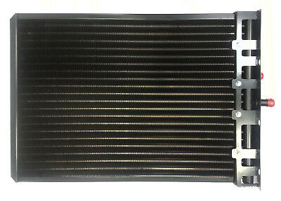 275098a2 Hydraulic Oil Cooler For Case Ih 2388 Combines