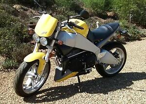 Buell XB9S Lightning Naked Street Fighter Tumut Tumut Area Preview