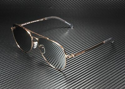 MICHAEL KORS MK1045 11086G San Diego Rose Gold Silver 56 mm Women's Sunglasses