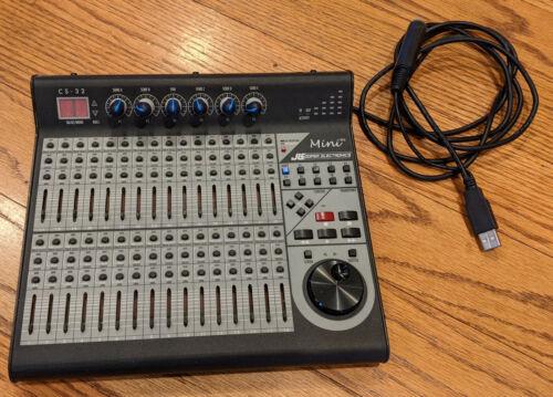 JL COOPER CS-32 MiniDesk - USB version - Digital mixer / Control Surface