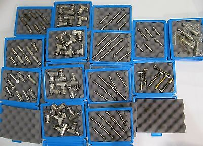 Large Lot Conmed Linvatec Hall Micropower Pro Plus Parts 93 Total Pieces