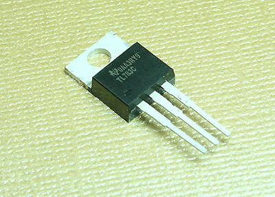 2pcs High Voltage Adjustable Regulator 1.25v - 125v Ic Ti To-220 Tl783 Tl783c