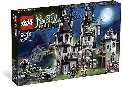 LEGO Monster Fighters 9468 Vampyre Castle =NEW RETIRED
