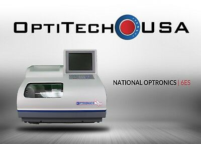 Refurbished National Optronics 6es Optical Edger And 4t Tracer Combo Package