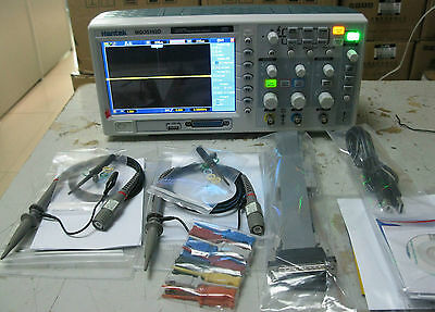 100mhz 2channels 1gsas Oscilloscope 16channels Logic Analyzer 2in1 Mso5102d Usb
