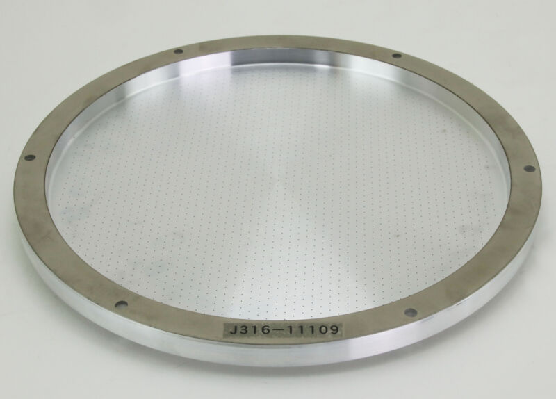 11109 Applied Materials Plate Perf 200mm Giant Gap Nitride 0020-30797