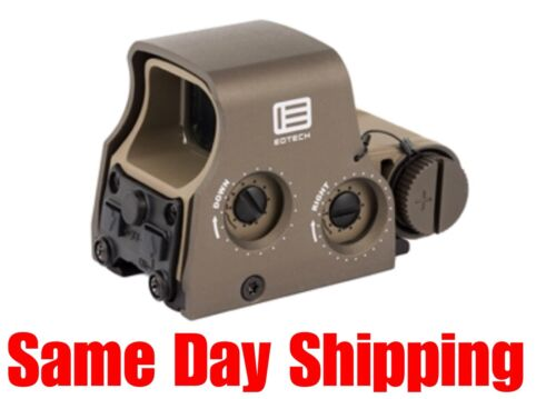 Photo New EOTech XPS2-0TAN MOA Duty Tactical Optic Holographic Weapon Sight XPS2