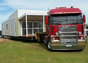 Transport service for transportable relocatable buildings Echuca Campaspe Area Preview