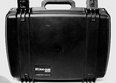 "Pelican Storm iM2370 -Used-Laptop Case BLACK 20"" L x 14.7"" W x 5.8"" H- Hardigg"