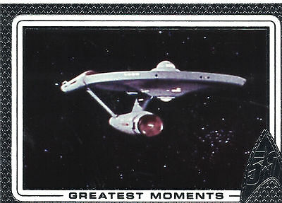 Star Trek 50th Anniversary 2017  Trading Card Set (100 Cards) + Promo P1