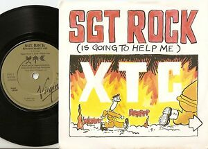 XTC Sgt Rock Is Going To Help Me