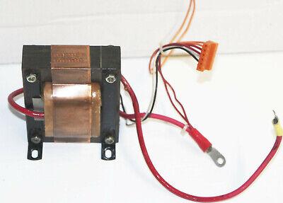 Vintage Audio Filter Choke Cables - Rack Mount 500w Power Supply Motorola Amp