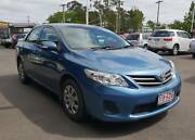 2010 Toyota Corolla Ascent 4 cyl Automatic Sedan Maryborough Fraser Coast Preview