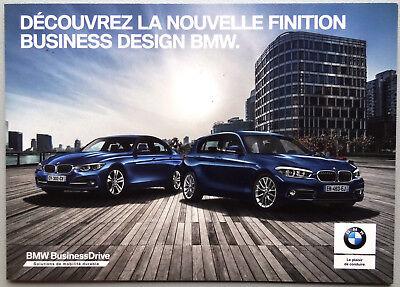 V02158 BMW GAMME 'BUSINESS DESIGN'