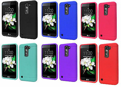 Soft FLEXI Silicone Case for LG Treasure L51AL Escape 3 K373 Phoenix 2 K371 Flexie Soft Case