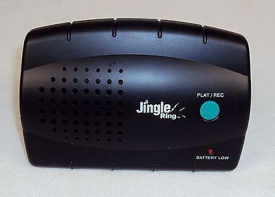 Jingle Ring Telephone Ringer ~ Ring Tone Generator/Recorder For Land-Line Phones ()