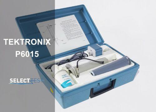 TEKTRONIX P6015 DC-75MHz 13kV / 20kV HIGH VOLTAGE PROBE ****LOOK**** (REF.: G)