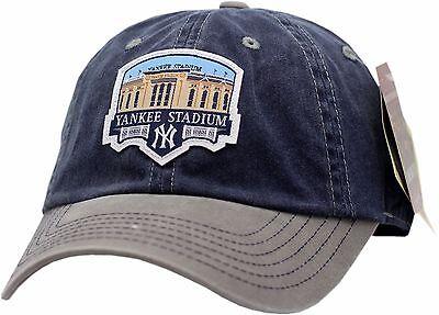 New York Yankees Hat Adjustable Strap Blackjack SMU Stadium 11689