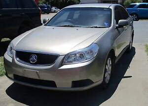 2008 Holden Epica Sedan Airlie Beach Whitsundays Area Preview