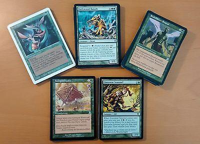 100x Grüne Karten | Englisch - Magic the Gathering
