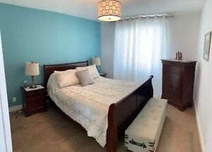 Bedroom set 4 pieces