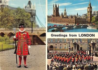 uk35986 greetings from london uk lot 4 uk