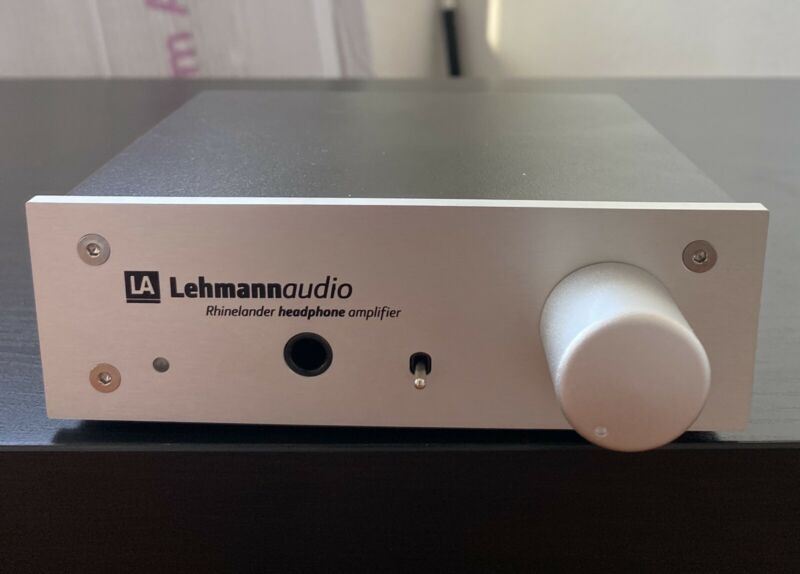 Lehmann Audio Rhinelander Headphone Amplifier