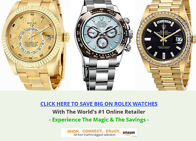 Rolex Watch Website Business For Sale. Fully Stocked. Nice Cash Commissions