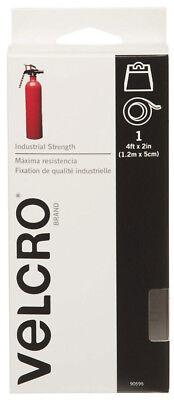 Velcro Brand Industrial Strength Heavy Duty Hook & Loop White Tape 4ft x 2in 2in Loop Tape