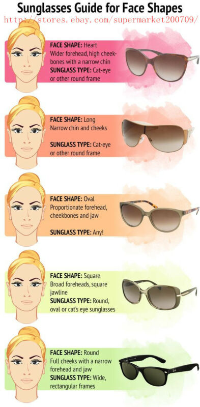 How to Choose the Best Sunglasses and Glasses for your ...