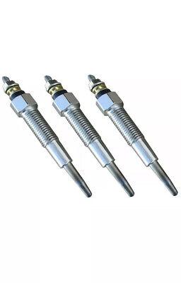 3 Glow Plugs For Mahindra  24 Max  25 Max  26 Max  1526