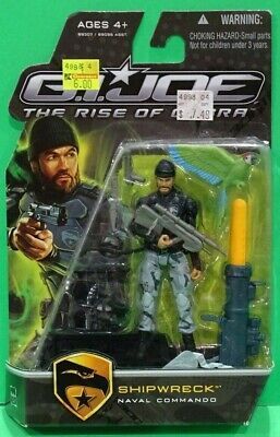 Shipwreck G.I. Joe The Rise of Cobra Movie 4