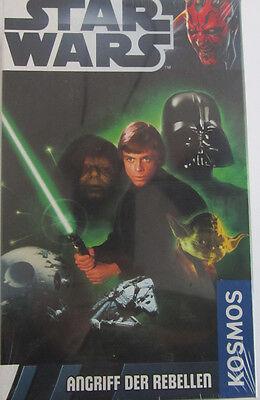 Star Wars * Angriff der Rebellen * Würfelspiel * ab 8 Jahren * Kosmos * Neu*OVP