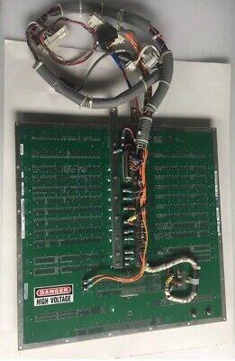 Siemens Acuson Sequoia 512 Ultrasound Sbp3 47351 Backplane Board Pn 08247352