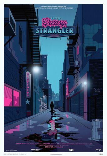 The Greasy Strangler Movie Poster 18