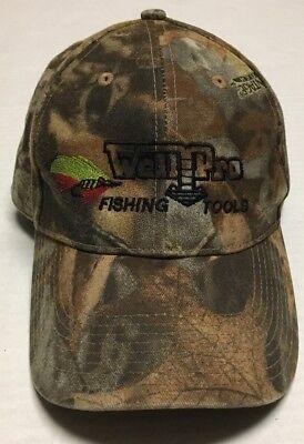 WellPro Fishing Tools Hat Oil Oilfield Cap Camo Hunting Williston North Dakota