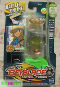 Beyblade Metal Fusion Earth Virgo