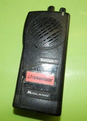 Midland Vhf Mobile Radio 70-170b An15