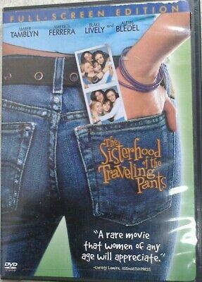 THE SISTERHOOD OF THE TRAVELLING PANTS - REGION 2 DVD  - (TR1)