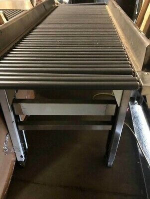 Gravity Roller Conveyors New By Smiths Detection For Medical It Assets Airport