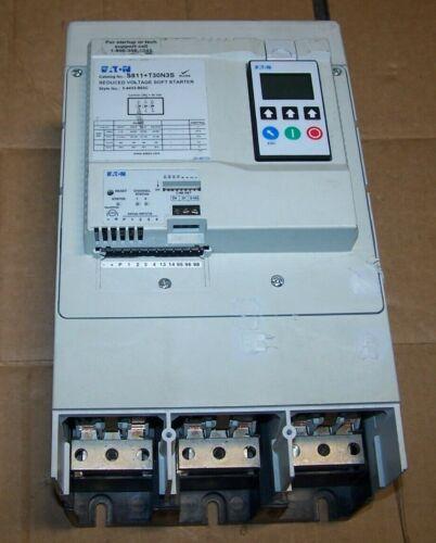 EATON 250 HP SOFT START REDUCED VOLTAGE STARTER 304 FLA  S811+T30N3S