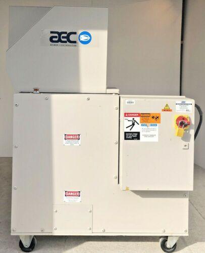 AEC Nelmor Plastic Granulator Grinder GP810 Grinder University Surplus Nice!
