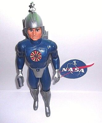 1966-67 RARE MATTEL MAJOR MATT MASON ALIEN CAPTAIN LASER LAZER
