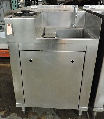 Elkay S.s.p. Custom Commercial 1-compartment Stainless Steel Sink