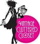 vintage*cluttered*closet