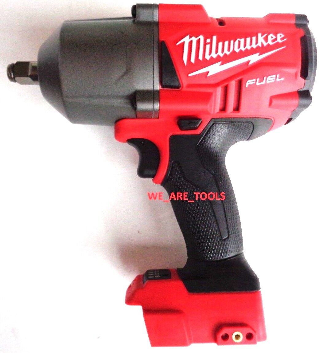 Milwaukee FUEL 2767-20 18V 1/2 Impact Wrench,(1) 48-11-1850 Battery, Charger M18 10